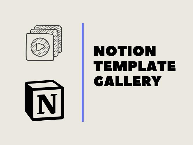 Notion Templates